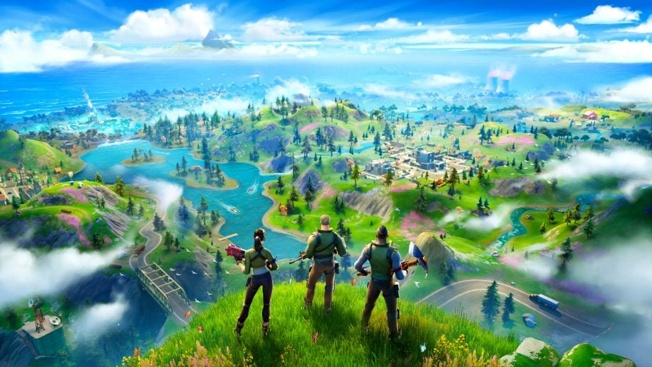 Fortnite Chapter 2 Season 1 All The New Features Maps
