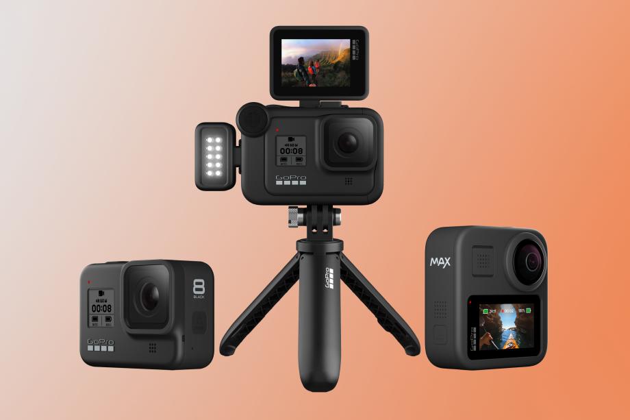 GoPro 2019 range