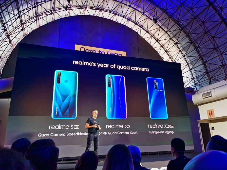 Realme launches three new phones at unbelievably low prices