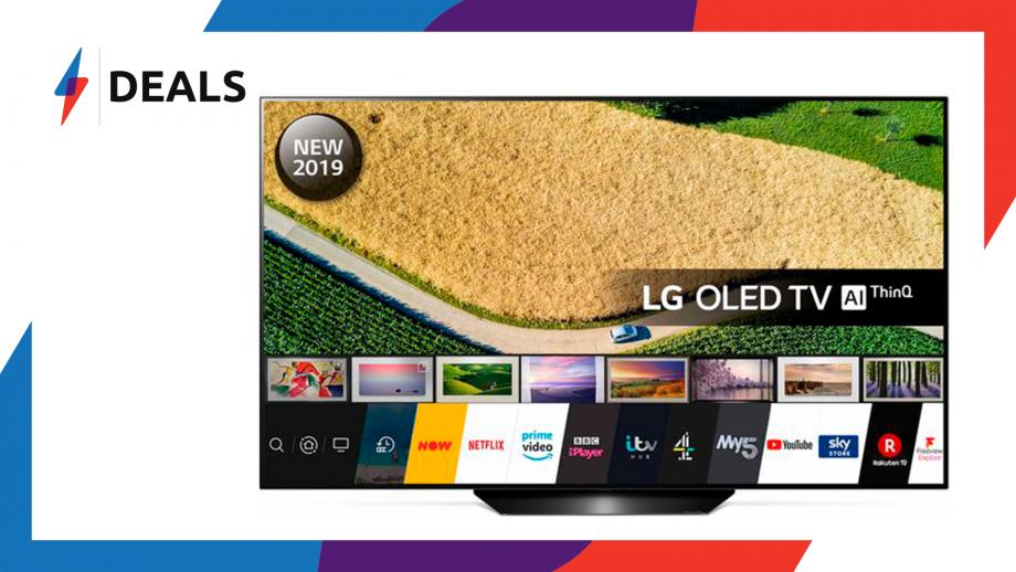 LG B9PLA OLED TV Deal