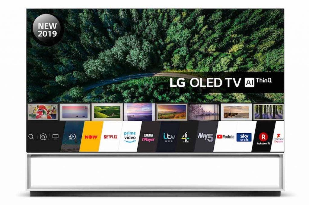 Лучшие телевизоры LG 2020 года