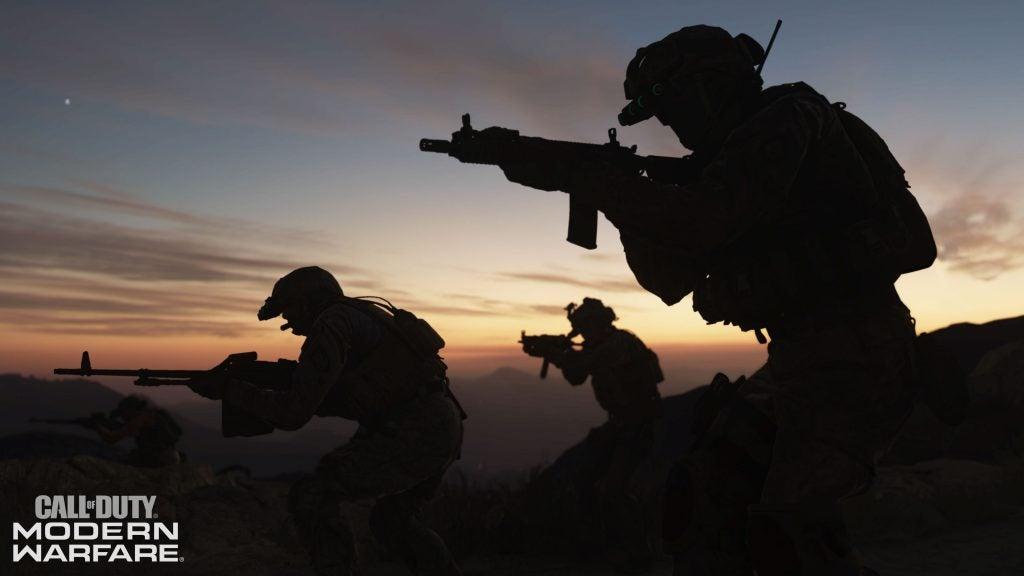 Modern Warfare Review