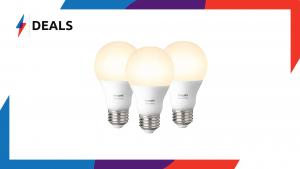 Philips Hue E27 White Bulb Deal
