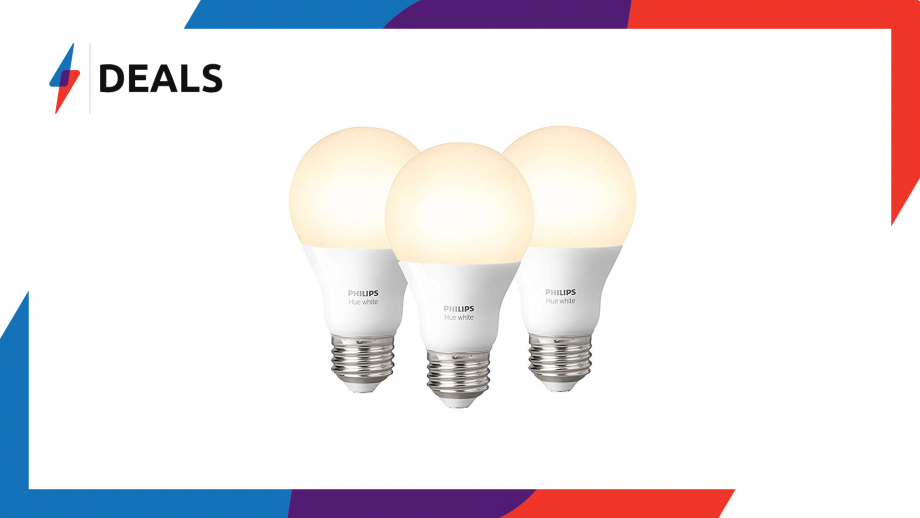 Philips Hue E27 White Bulb Deal