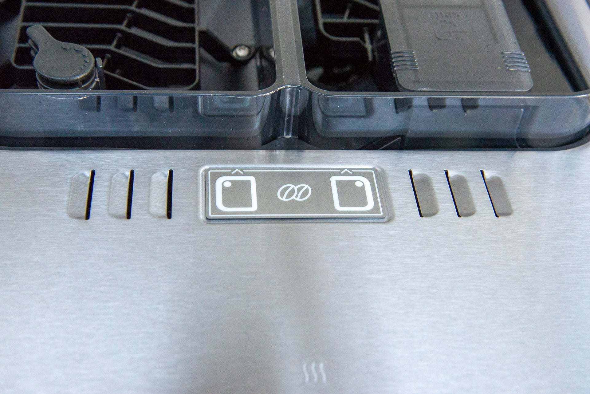 Siemens EQ.9 Plus Connect grinder selector