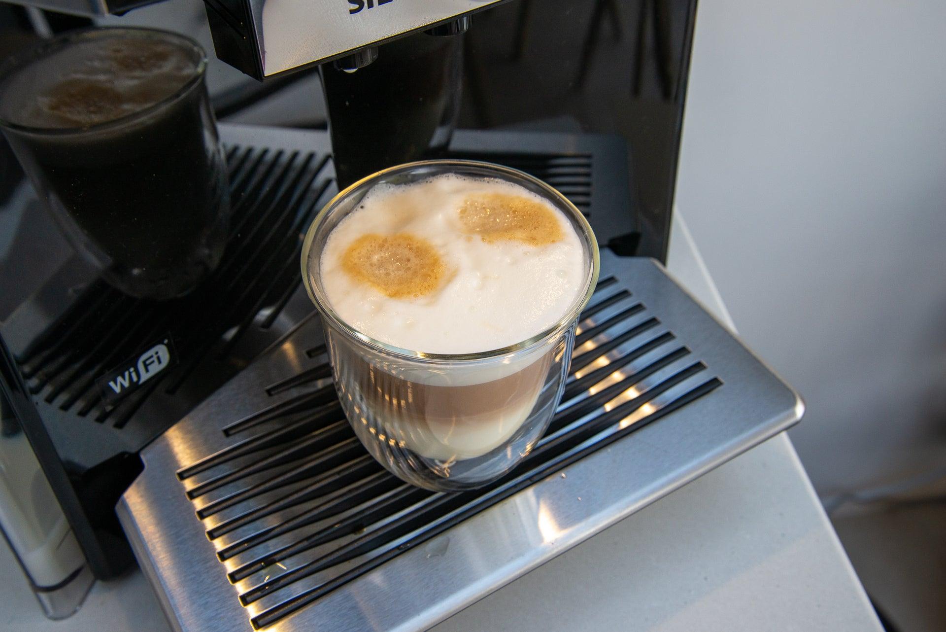 Siemens EQ.9 Plus Connect cappuccino