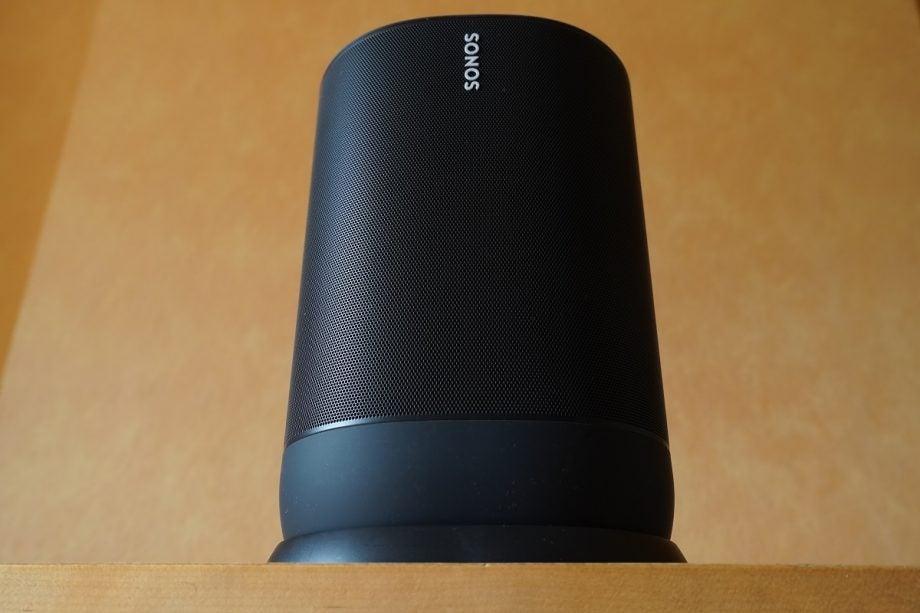 Sonos Move outdoor speaker