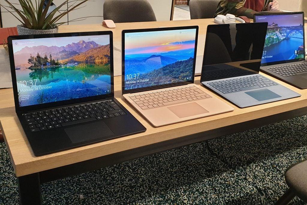 Best College Laptop - Surface Laptop 3