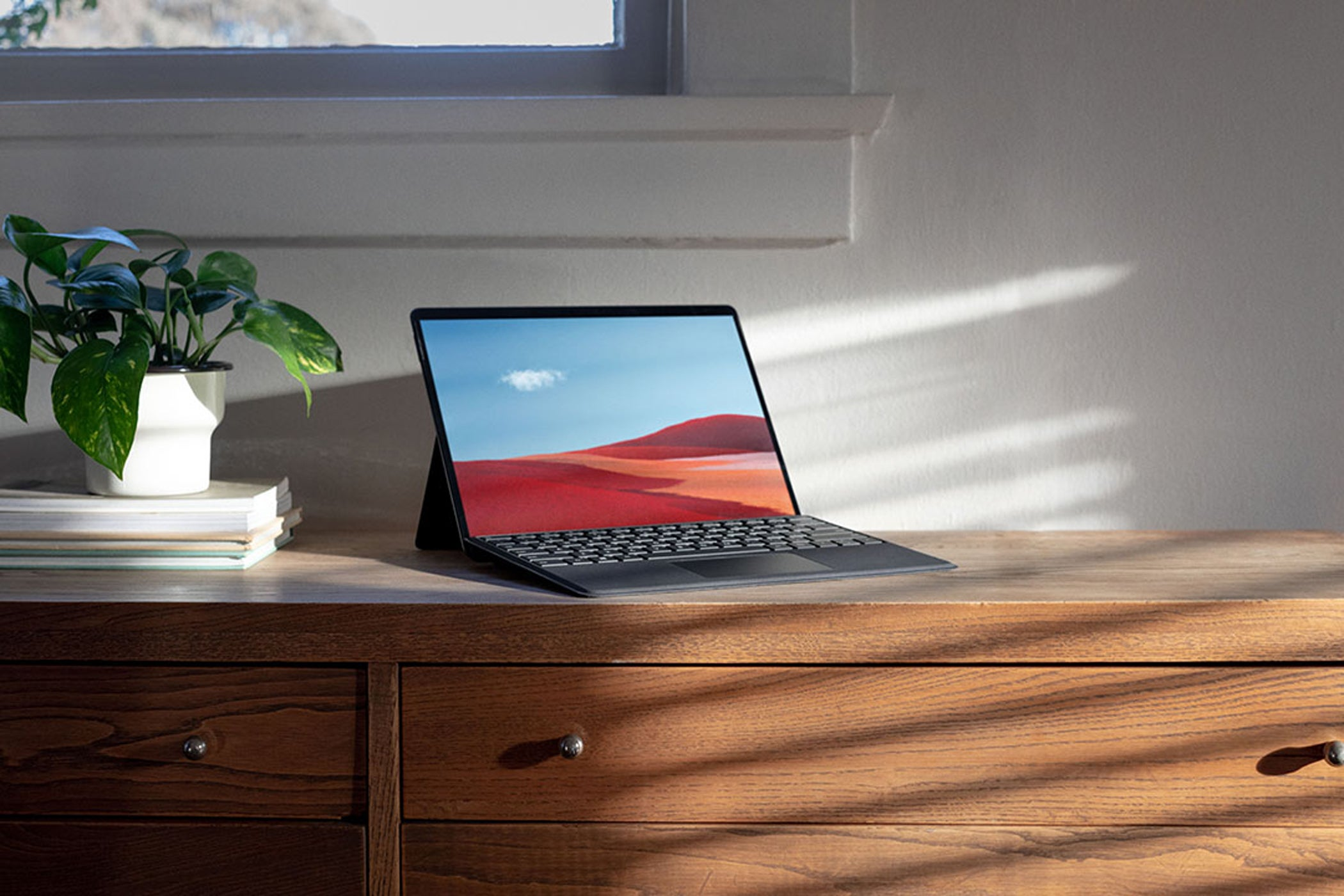 The first update for Surface Pro X could solve a big problem