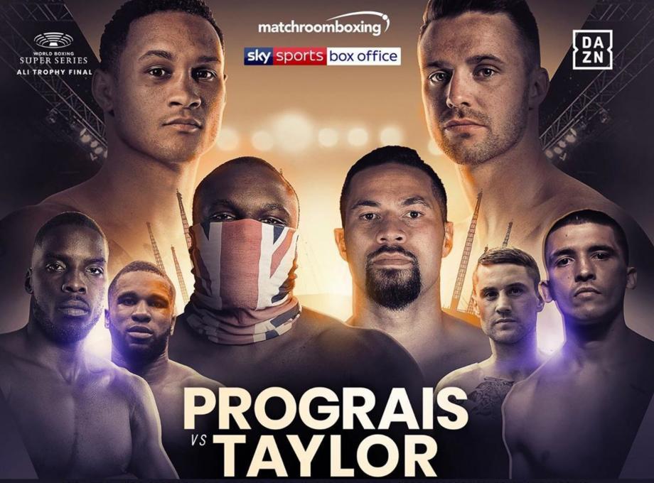 Josh Taylor vs Regis Prograis via Sky Sports Boxing on Twitter/@SkySportsBoxing
