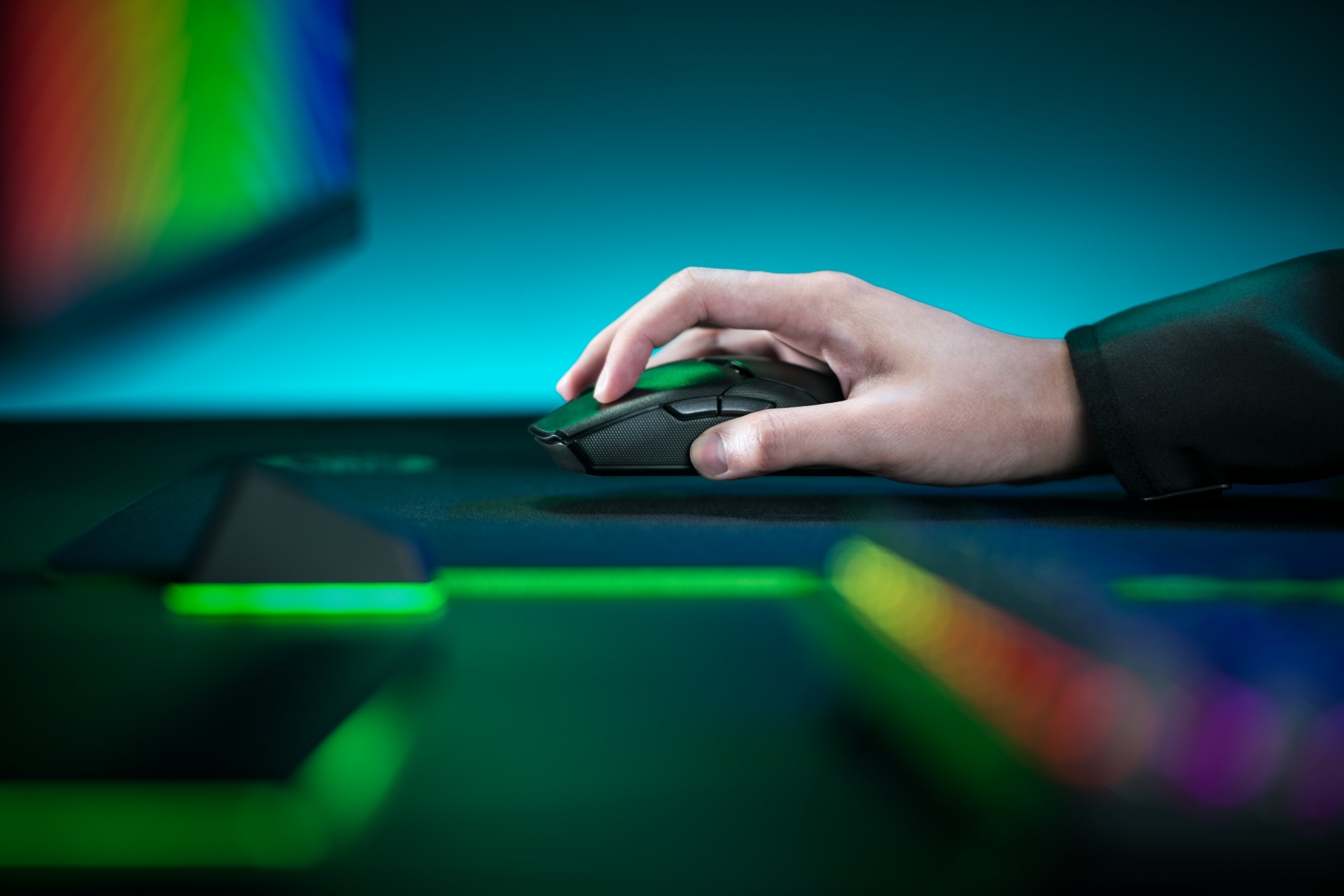 Razer's HyperSpeed to make wireless gaming mice faster than ever