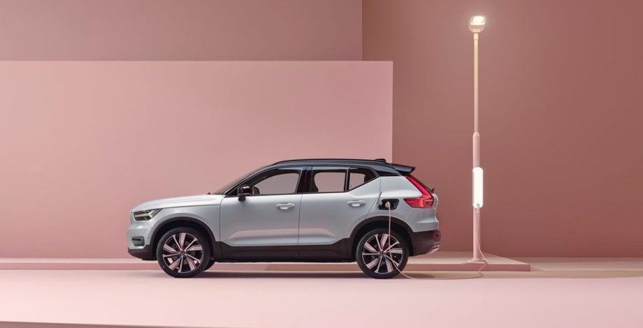 Volvo's XC40 Recharge is its first all-electric car and Android is built-in