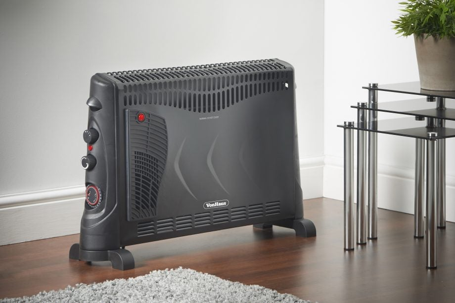 20 Best Electric Heaters in the UK for
