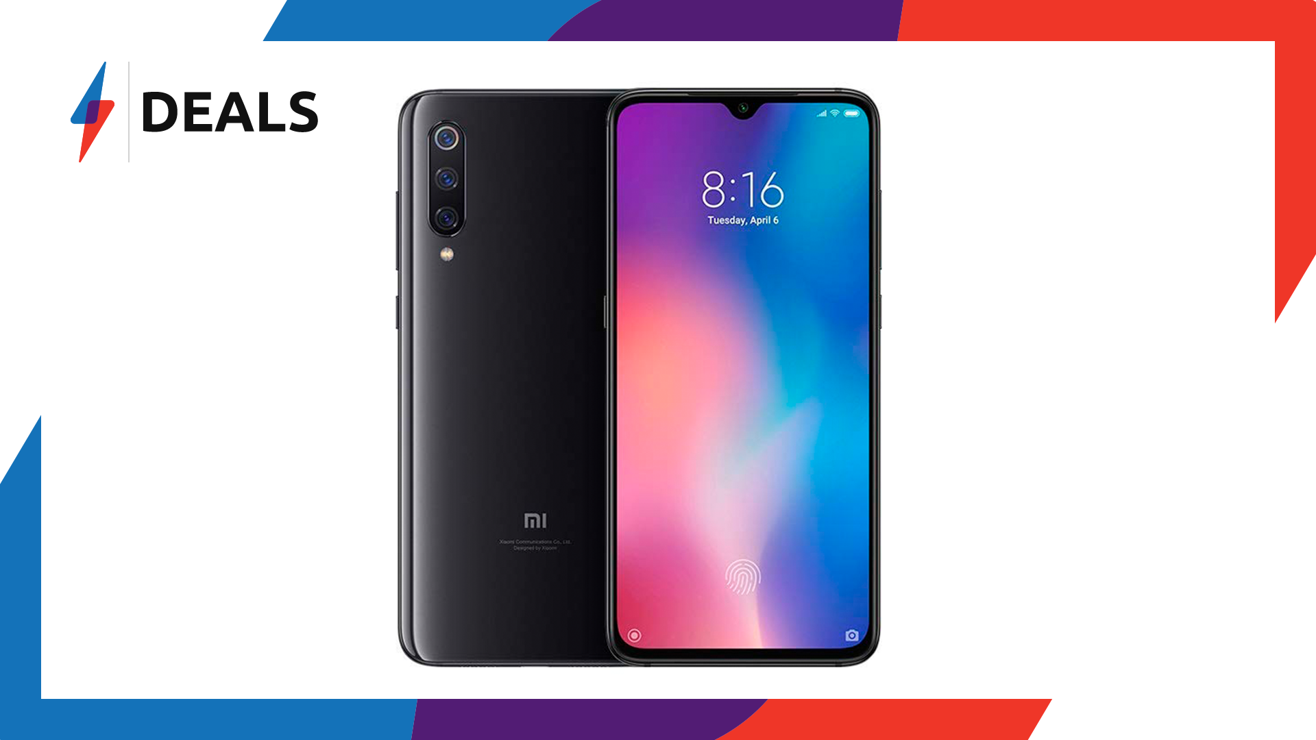 Even more affordable, you can now get the 10/10 Xiaomi Mi 9 for just £349