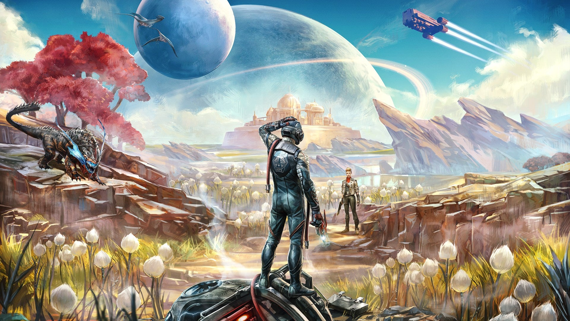 When is The Outer Worlds coming to Nintendo Switch?
