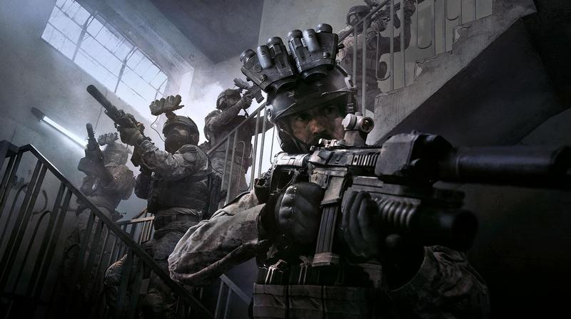 Modern Warfare system requirements