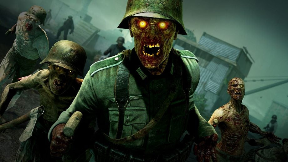 Zombie Army 4: Dead War shambles our way in February 2020 – and it has zombie sharks