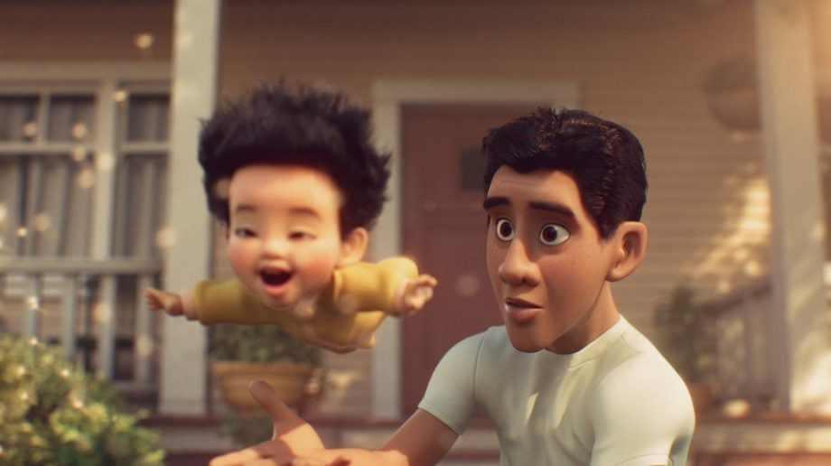Pixar's Float