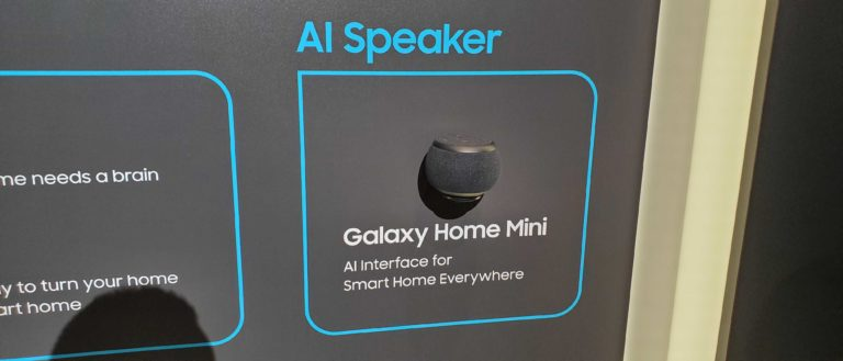 Galaxy Home Mini 2