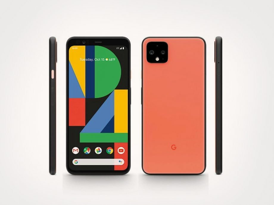 google pixel 4 leak oh so orange