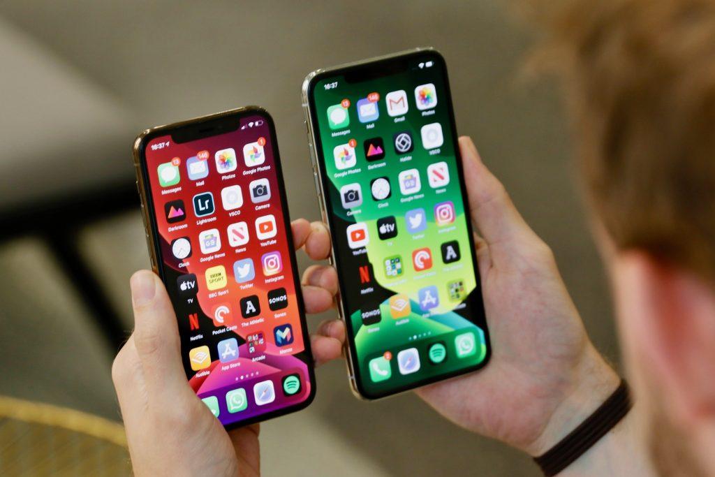 iPhone 11 Pro y iPhone 11 Pro Max