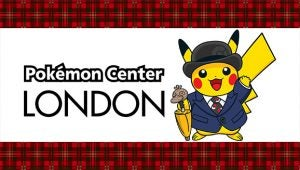 Pokemon Center London