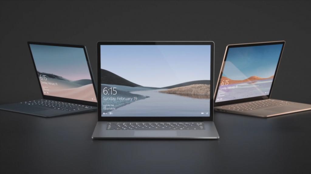 Surface Laptop 3 vs MacBook Pro