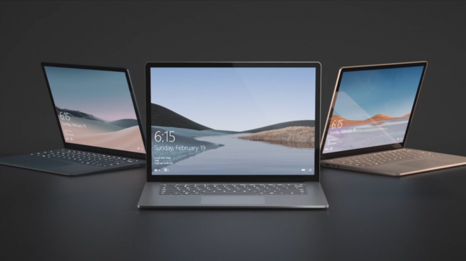 Surface Laptop 3 vs MacBook Pro