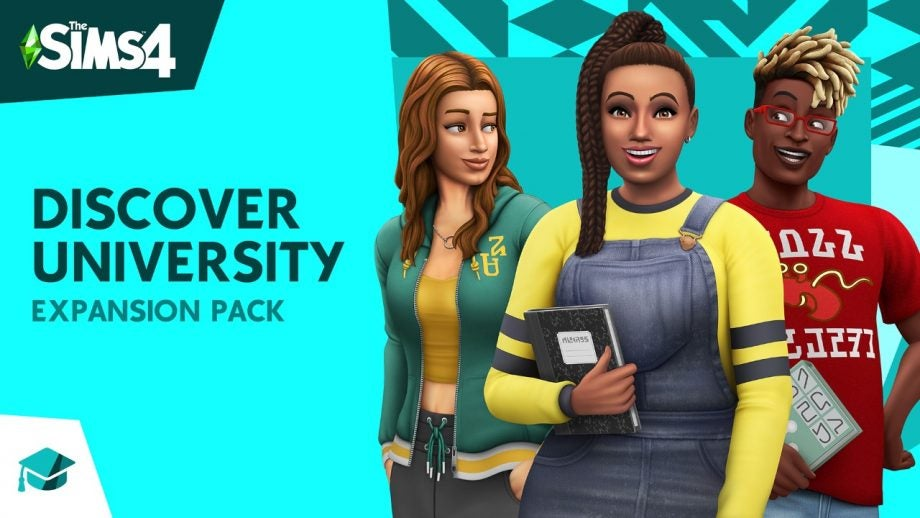 The Sims 4 University