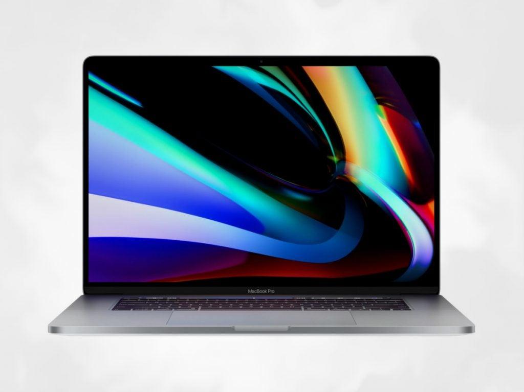 Macbook pro de 16 polegadas 2019