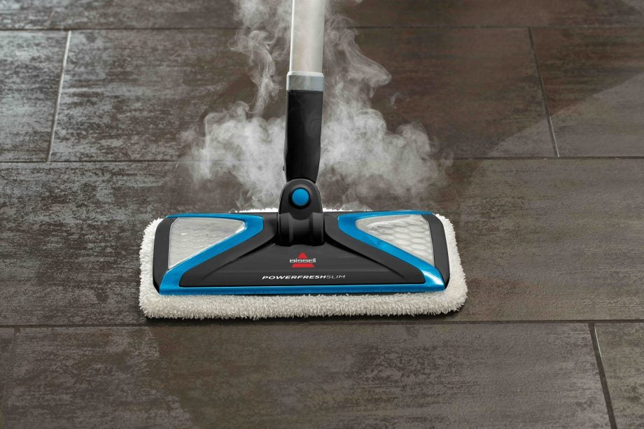 Bissell Powerfresh Slim Steam Mop Review Trusted Reviews