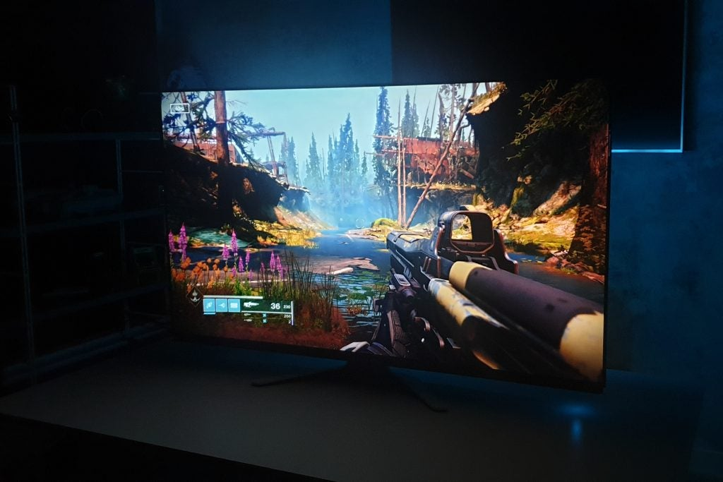 Игровой монитор Alienware 55 OLED