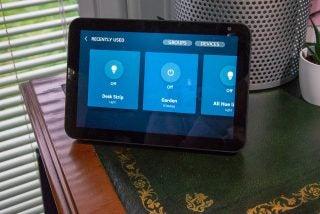 Amazon Echo Show 8 Smart Home Control