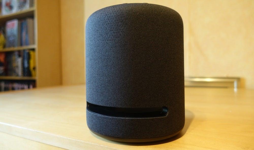 bush cube wireless speaker
