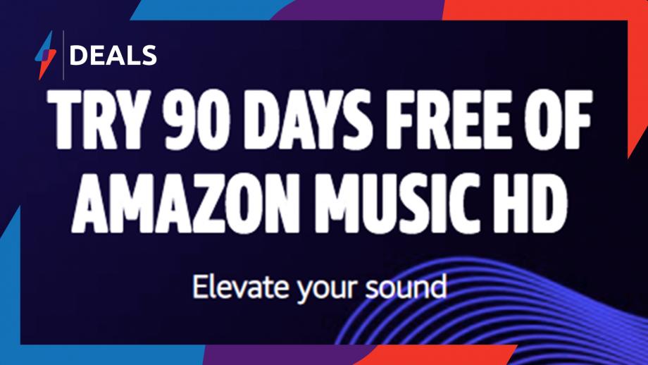 Amazon Music HD Deal