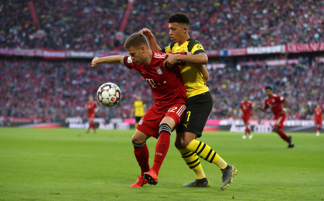 How to watch and stream Bayern vs Dortmund − on TV and online
