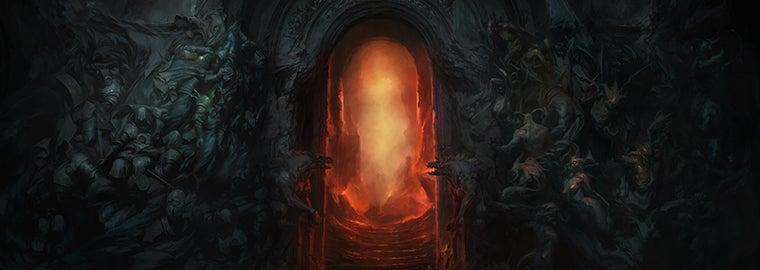 Diablo Door Image Credit: Blizzard Entertainment