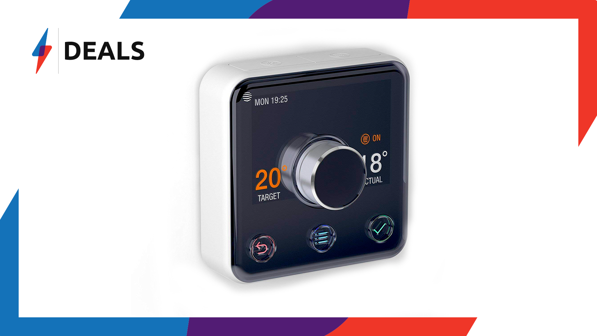 Having a Hive Active smart thermostat installed in your home has never been cheaper