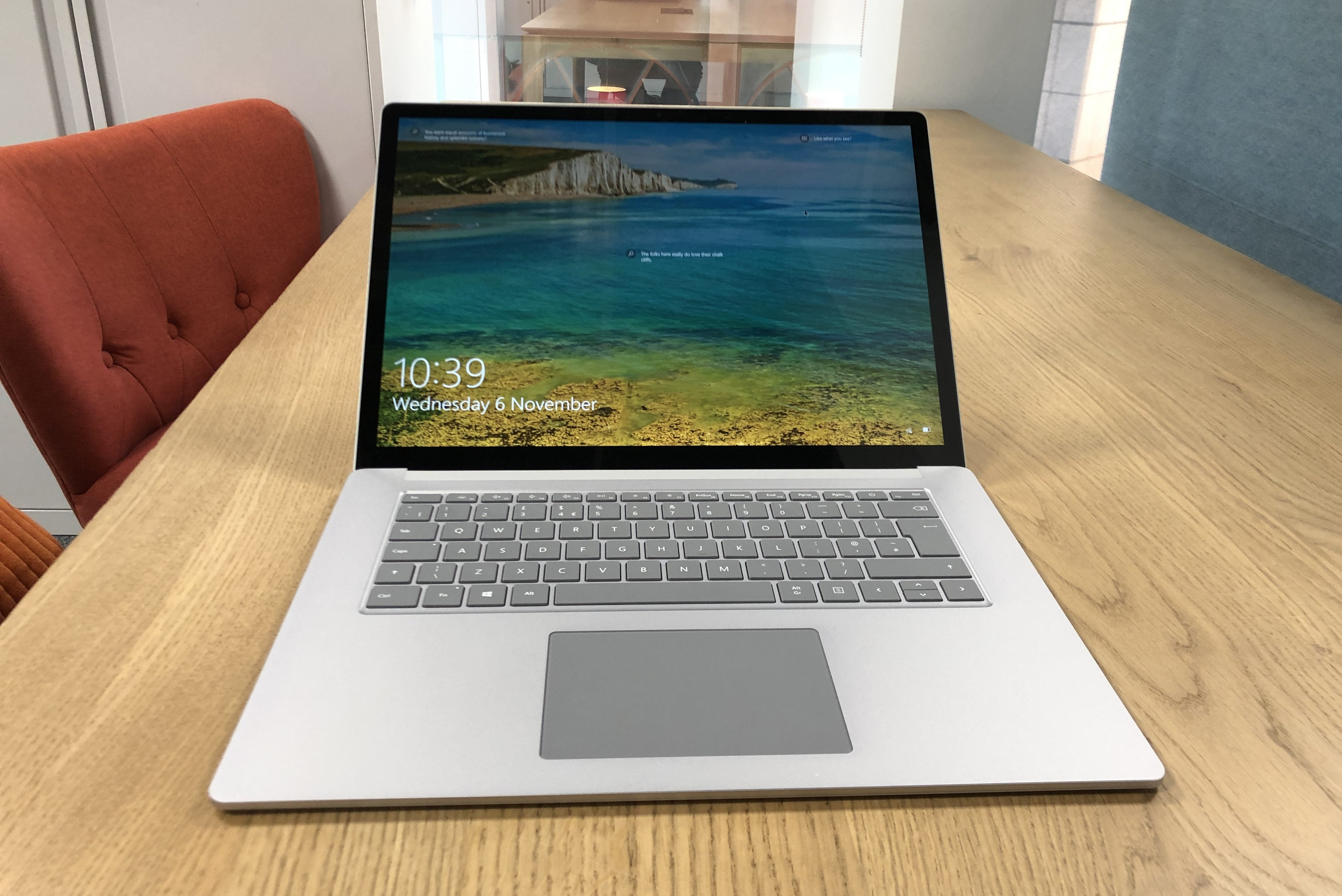 surface laptop 3 review