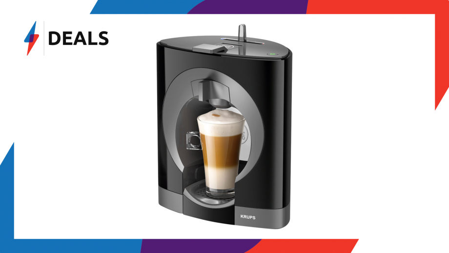 Krups Coffee Machine Deal