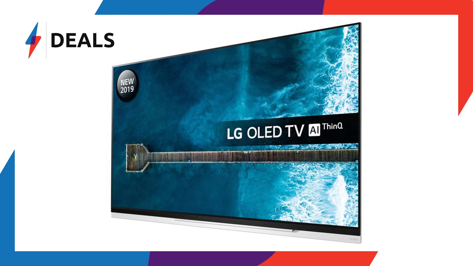Currys has docked a whopping £1000 of this gorgeous LG E9 OLED TV
