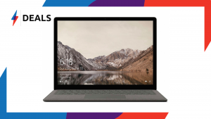 Microsoft Surface Laptop Deal