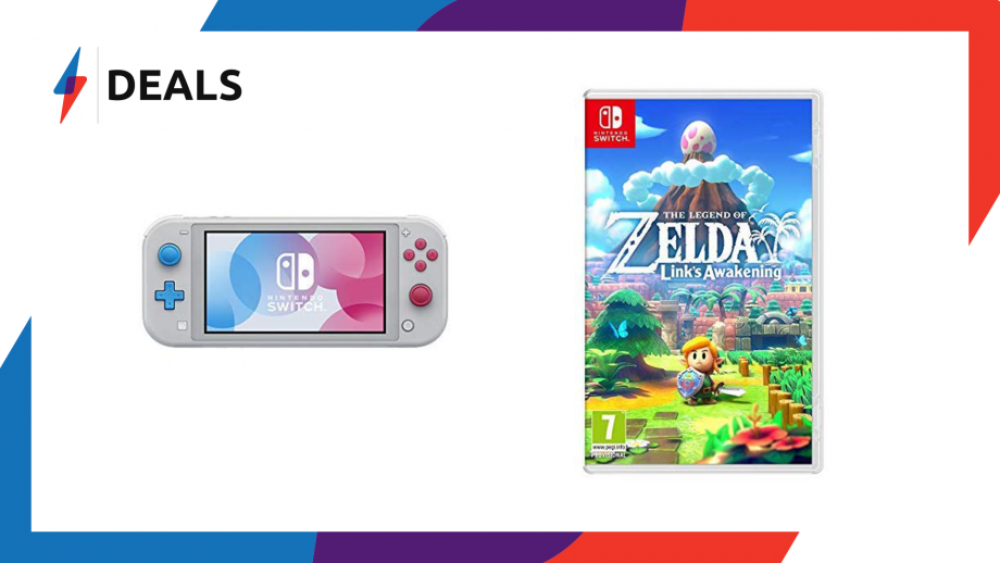 Nintendo Switch Lite Bundle Deal