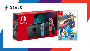 Nintendo Switch Pokemon Deal