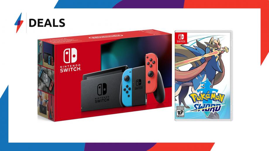 Nintendo Switch Pokemon Deal