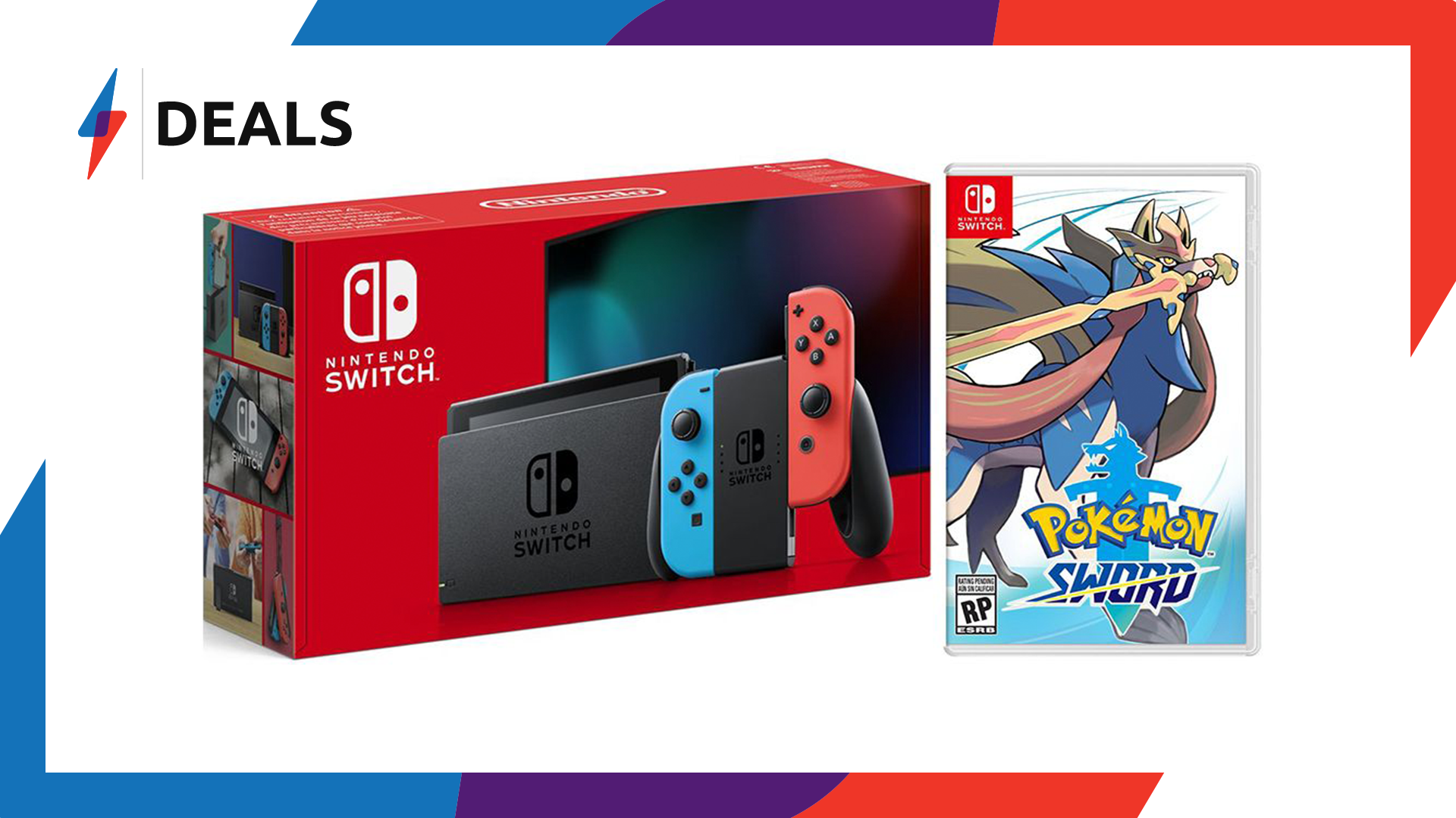 Get Pokemon Sword or Shield for free with this amazing early Black Friday Deal