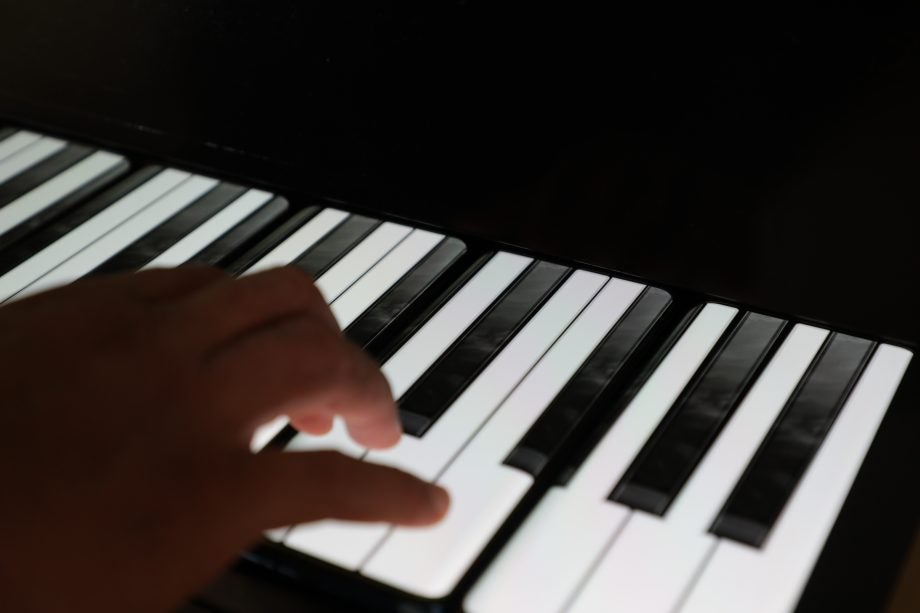 OnePlus Phone Piano