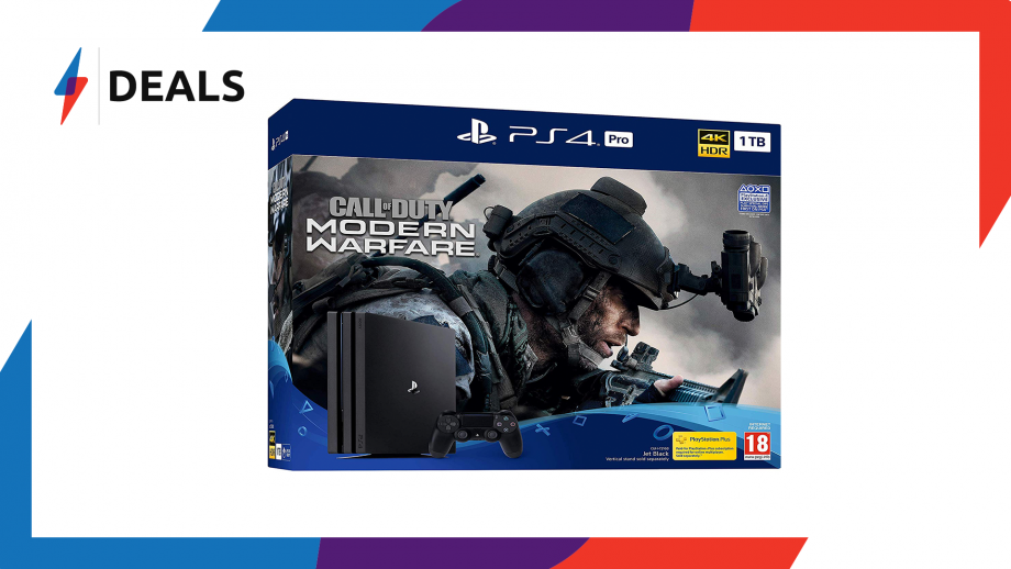 PS4 Pro Call of Duty Deal
