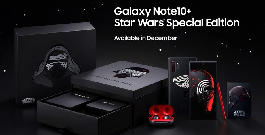 Star Wars Note 10