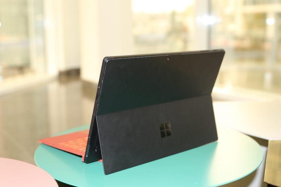 Surface Pro 7 back
